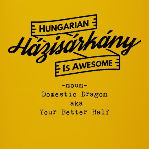 Házisárkány - Hungarian is Awesome (black fonts) - Full Colour Mug
