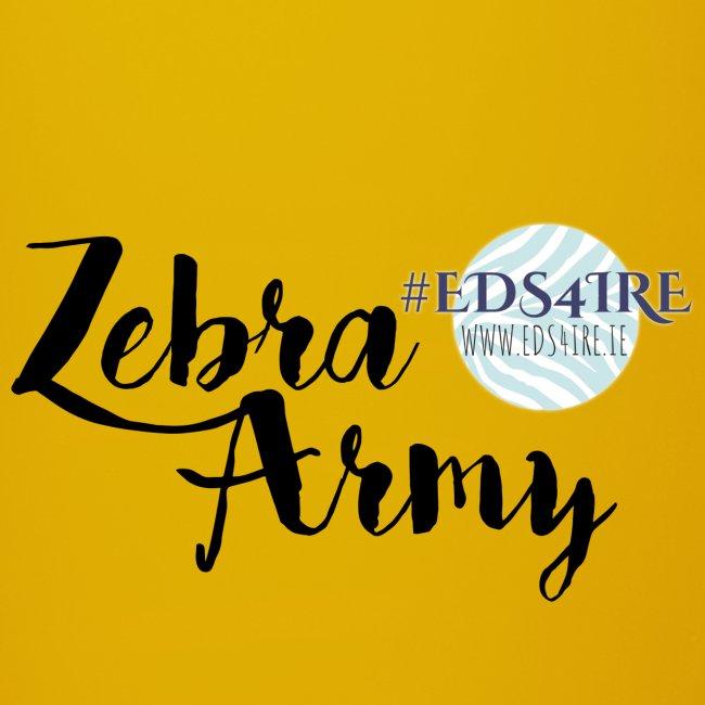 Zebra Army (black)