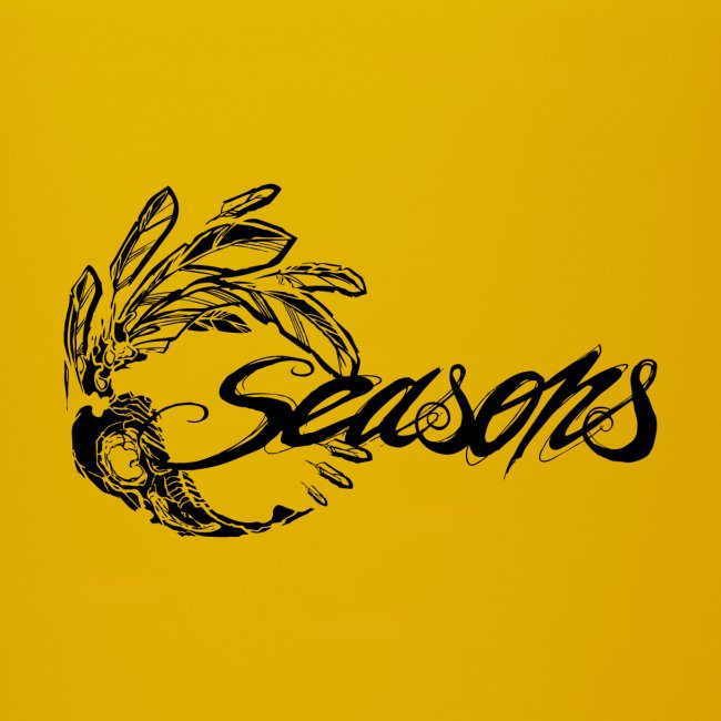 Seasons - Black logo