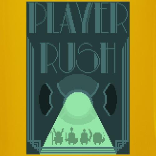 PlayerRushPoster - Full Colour Mug