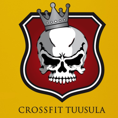 CrossFit Tuusula - Yksivärinen muki
