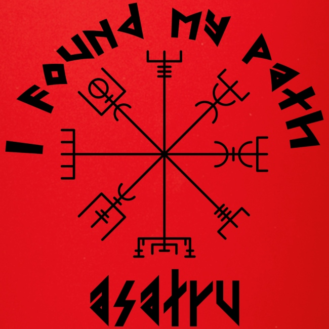 I found my path - Asatru