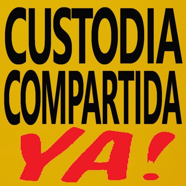 Custodia Compartida YA Negro