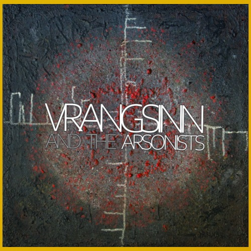 Vrangsinn and the Arsonists pin (5 pack) (EU) - Full Colour Mug