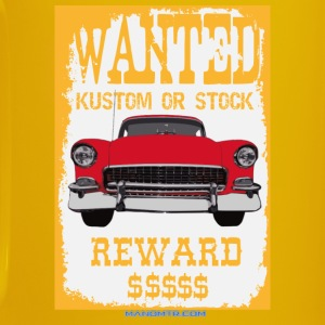 WANTED KUSTOM OR STOCK - cod:1955ChevyBelAir - Tazza monocolore