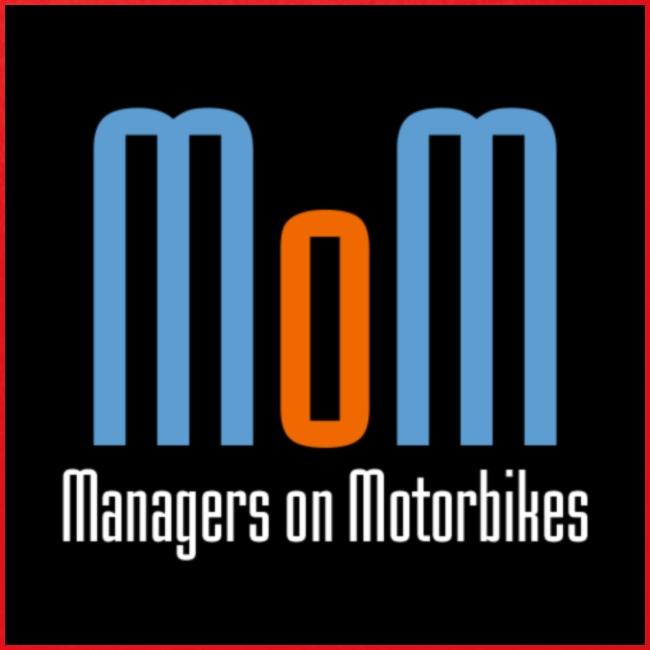 Managers on Motorbikes Logo