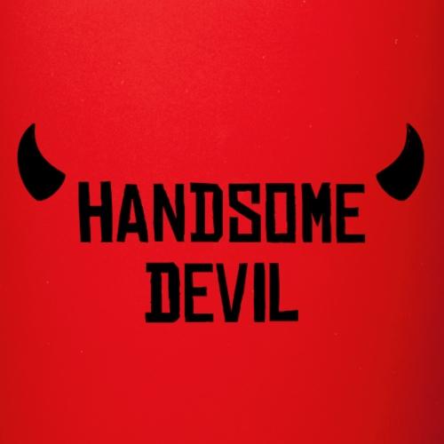 Danial - Handsome Devil - schwarz - Tasse einfarbig