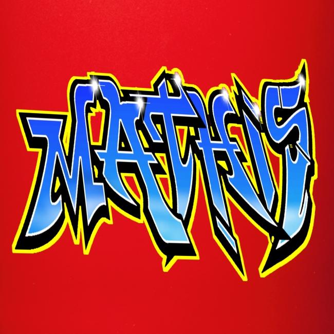 Graffiti Mathis