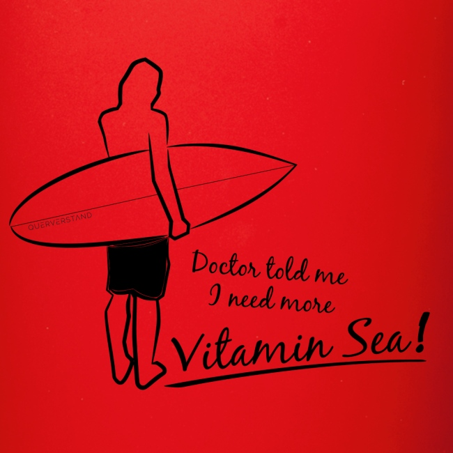 """Surfer Vitamin Sea"" by Querverstand"