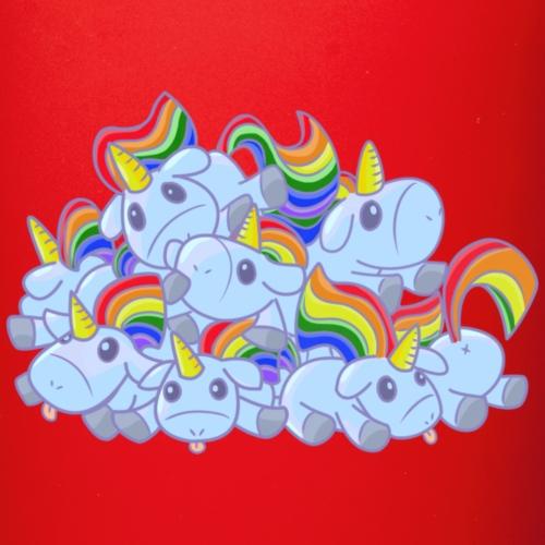 Moar unicorns! - Tazza monocolore