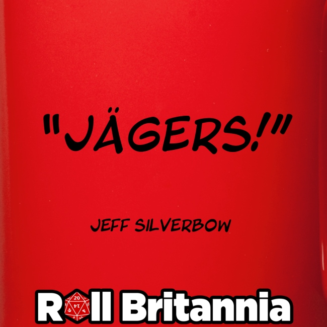"""""""Jagers!"""" - Jeff Silverbow"""