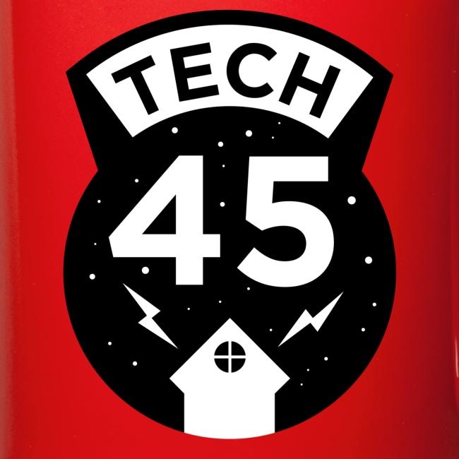 Tech45 logo