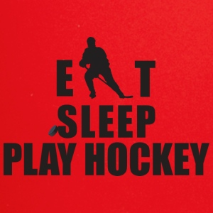 EAT SLEEP PLAY HOCKEY - Full Colour Mug