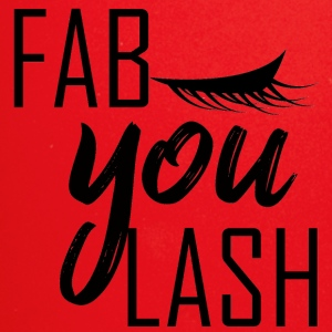Beauty / MakeUp: Fab You Lash - Faboulos - Tasse einfarbig