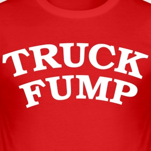 Truck FUMP - Herre Slim Fit T-Shirt