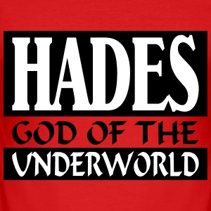 Hades _-_ God_Of_The_Underworld - Camiseta ajustada hombre