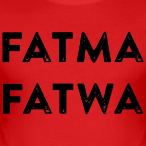 fatma fatwa - slim fit T-shirt