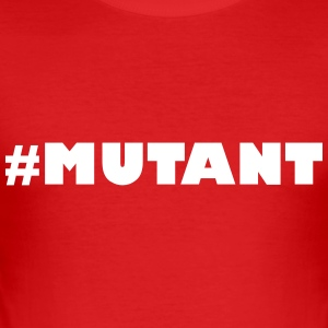 mutant - Herre Slim Fit T-Shirt