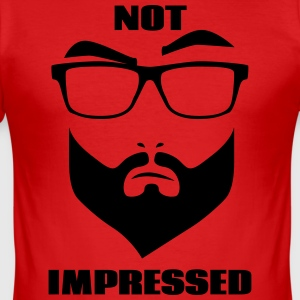 not impressed - homme - Tee shirt près du corps Homme