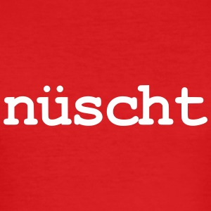 nüscht - Slim Fit T-skjorte for menn