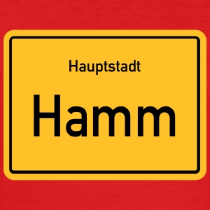 kapital Hamm - Slim Fit T-shirt herr
