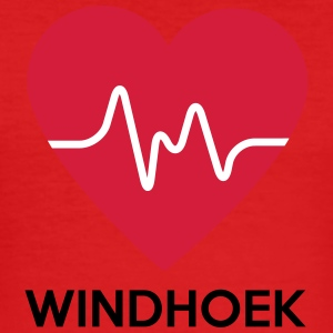 heart Windhoek - Men's Slim Fit T-Shirt