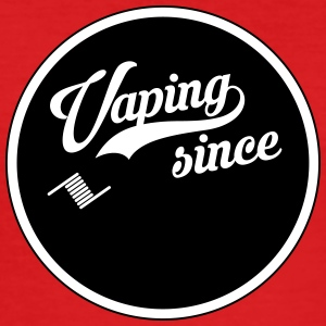vaping sinds - slim fit T-shirt