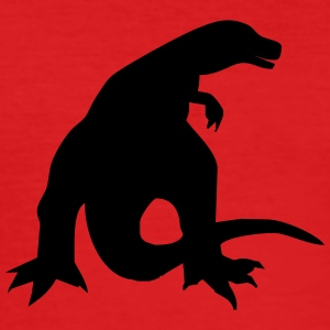 dinosaurien - Slim Fit T-shirt herr