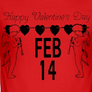 Valentine Collection - Men's Slim Fit T-Shirt