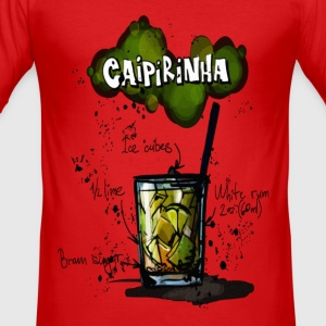 Caipirinha - Men's Slim Fit T-Shirt