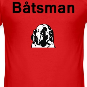 bootsman en - slim fit T-shirt