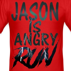 Jason - Men's Slim Fit T-Shirt