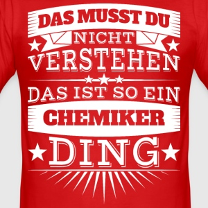 Chemiker - Männer Slim Fit T-Shirt