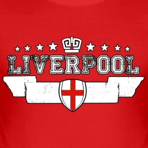 Liverpool - Men's Slim Fit T-Shirt