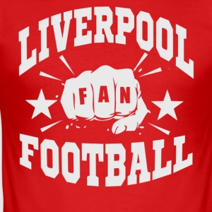 Liverpool_Fan - Men's Slim Fit T-Shirt