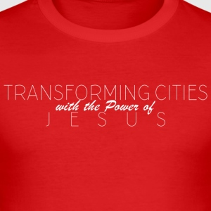 TransformingCities - slim fit T-shirt
