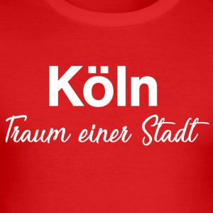 Koeln - Herre Slim Fit T-Shirt