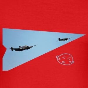 Smily_flight - slim fit T-shirt