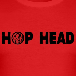 HOP HEAD 2 - Slim Fit T-shirt herr