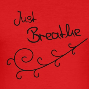Just Breathe (Bio) - slim fit T-shirt
