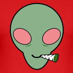 Alien - Men's Slim Fit T-Shirt