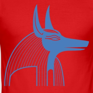 Egyptian Symbol - Slim Fit T-skjorte for menn