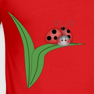 Bugslife - freebug - Slim Fit T-shirt herr
