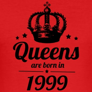 Queen 1999 - Men's Slim Fit T-Shirt