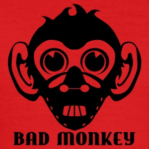 Bad Monkey - Men's Slim Fit T-Shirt