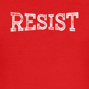 RESIST - Herre Slim Fit T-Shirt