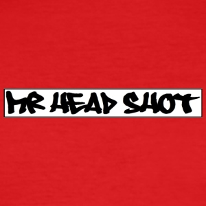 headshot - Men's Slim Fit T-Shirt