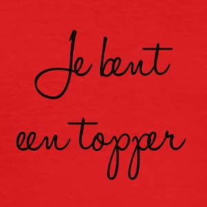 jebenteentopper - slim fit T-shirt