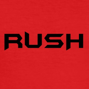 Rush - Men's Slim Fit T-Shirt