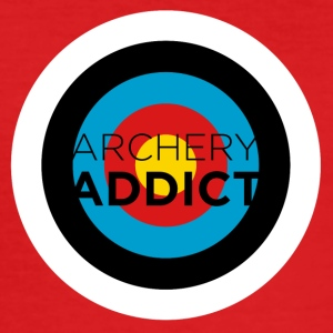 Archery Addict - Men's Slim Fit T-Shirt
